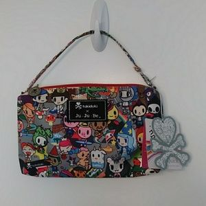 **NEW** Tokidoki JuJu Be Quick Tote